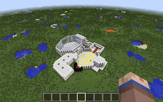 The Diamond Minecart Lab Minecraft Project