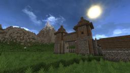 Morrowind Rebuilt Minecraft