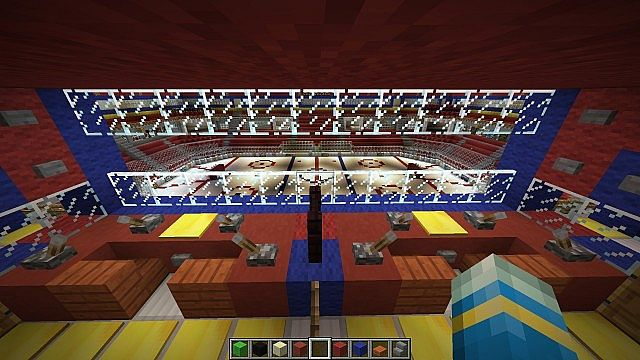 Hockey nhl arena red bull minecraft project hockey nhl arena red bull malvernweather Images