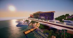 Modern house #3 Minecraft Map & Project