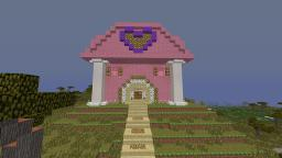 Valentine's Day 2014 Mansion Minecraft