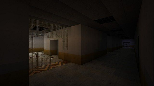 [Map] Outlast in Minecraft - Horror map