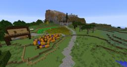 Newstone - Survival Mining Village WIP Minecraft Map & Project