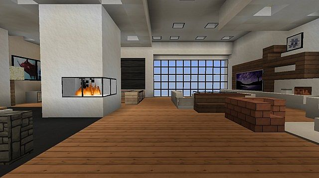 Gta Online Modern Apartment Minecraft Project