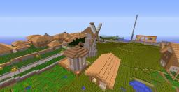 Washed out 16x16 Minecraft Texture Pack
