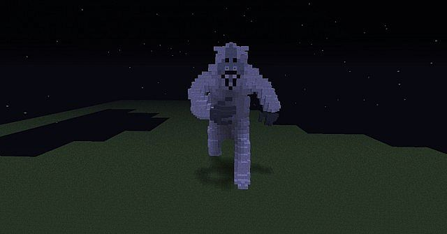 Check My Credit >> Yeti Minecraft Project