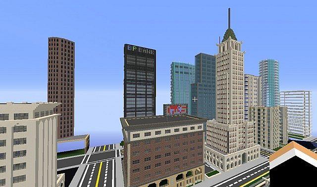 Waterfront Skyline - Downtown