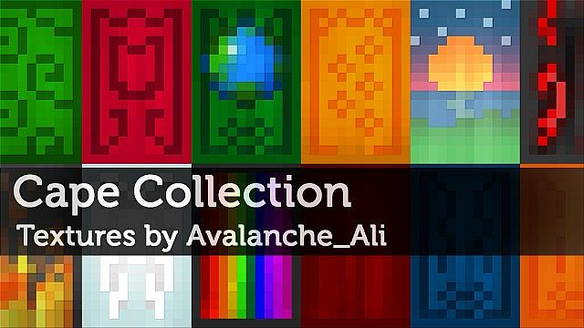Capes collection! Minecraft Blog