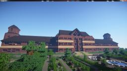 Chroma High School Minecraft Map & Project