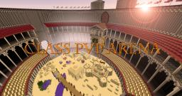 Massive PvP Arena w/ kits, score system, etc. Minecraft Map & Project