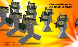Create your own clone Army Minecraft Map & Project