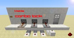 Redstone: Tileable Repeater-controlled Combo Lock Minecraft Map & Project