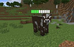 Entipy - HP bars for mobs! Minecraft Mod