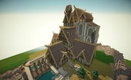 Project Whiterun! Minecraft