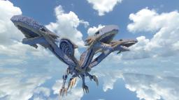 Blue Eyes ULTIMATE Dragon [Download] Minecraft Project