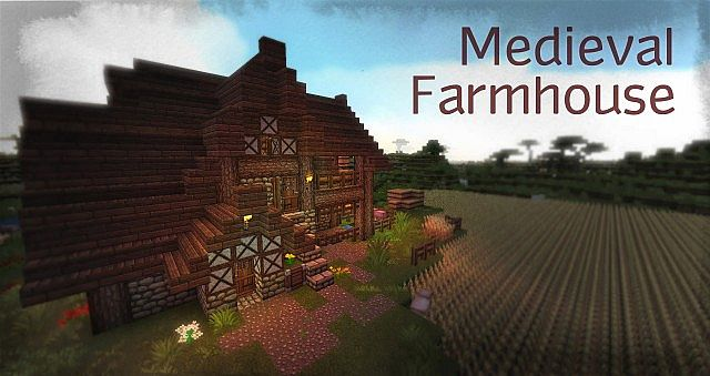medieval farmhouse by lordgood - photo #22