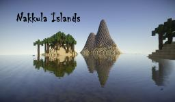 Nakkula Islands Minecraft Map & Project