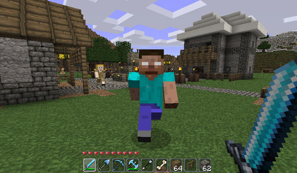 how to set difficulty minecraft server