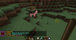 MinecartChestPig Minecraft