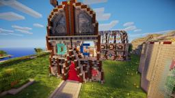 Dyrecraft Mall Minecraft Map & Project