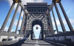 [HUN] Széchenyi Chain Bridge Minecraft Project