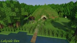 Lakeside Den Minecraft Map & Project