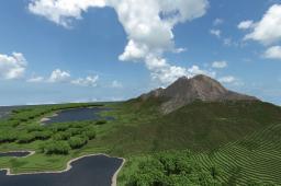 The Island of Callum Minecraft Map & Project
