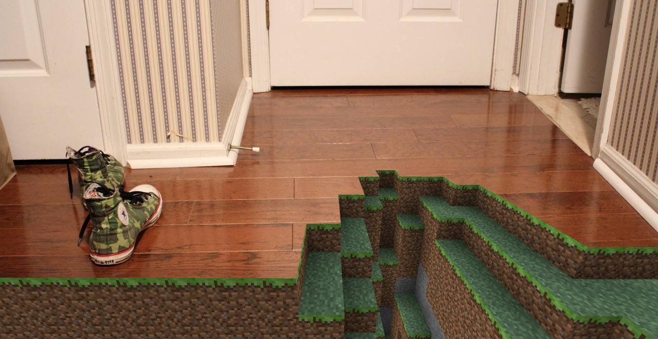 Minecraft In Real Life Would Things Be Easier Or Harder