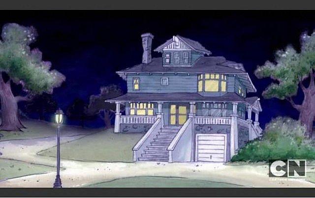 Regular Show Park House Minecraft Project
