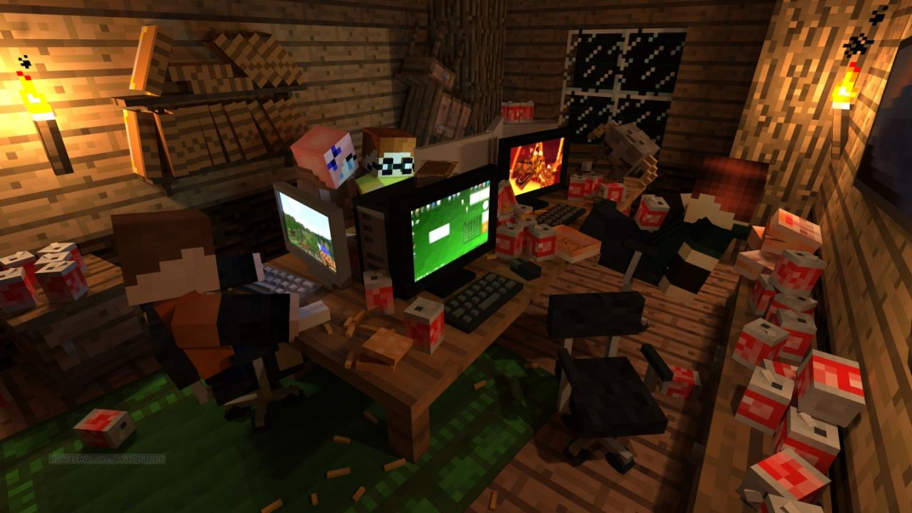 How to come up with a good Minecraft name! (Or PMC name ...