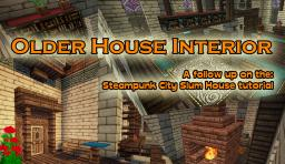Decorating the Steampunk Home Tutorial # 1 Minecraft Map & Project