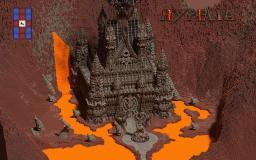 Hypelia Castle - Evil Minecraft Project