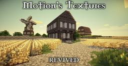[1.7.4] [16x16] Motion's Textures REVIVED! Minecraft