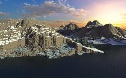 Barren Land Minecraft Map & Project