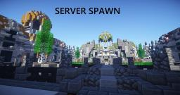 Server Hub/Lobby [Built for MCSwish] Minecraft Map & Project