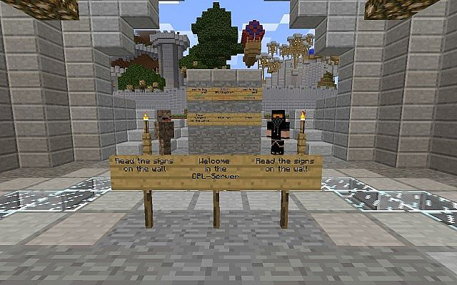 OPL-Server Minecraft Server