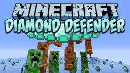 Minecraft: Diamond Defender V1.2 (Mini-Game) Minecraft Project