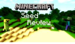 Forest Gump Seed Minecraft Blog Post