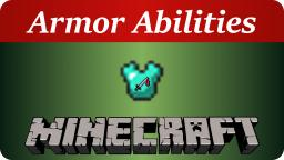 Armor Abilities - Armor with potion effects in vanilla minecraft Minecraft Map & Project