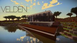 Velden - a modern lake house Minecraft Map & Project