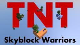 TNT Skyblock Warriors Minecraft Map & Project