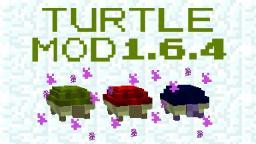 Turtle Mod Minecraft Mod