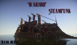 Warship Steampunk Minecraft