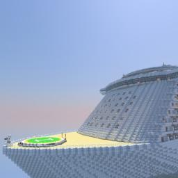 """MCPE curuise """"Island OF the Seas"""" Minecraft Map & Project"""