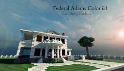 Federal Adams Colonial (TBS) [WoK] Minecraft Map & Project
