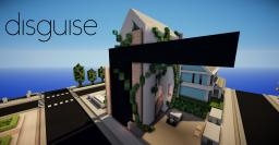 Disguise | Contemporary home Minecraft Map & Project
