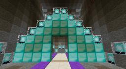 Diamond huse Minecraft