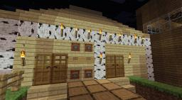 my shop Minecraft Project