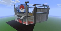 Pokemon Stadium Minecraft Map & Project