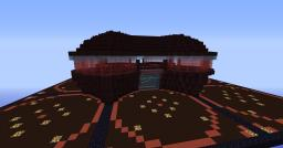 Blank Netherbrick Spawn Area Minecraft Map & Project